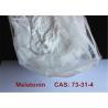 China 99.5% Pure Melatonin Powder CAS 73-31-4 For Well Sleep And Whitening wholesale