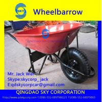 China HEAVY DUTY WHEELBARROW wholesale