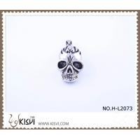 China Hot sell 316 Stainless Steel Death's-Head Pendant H-L2073 wholesale