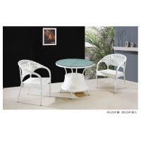 China 2014 outdoor coffee shop furniture small table chair sofa set wholesale