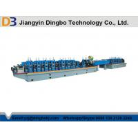 High Frequency Straight Seam Erw Tube Mill Line Customized Warranty 1 Years