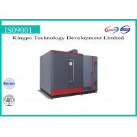 Buy cheap Various Models Formaldehyde Testing Equipment VOC Release Chamber Of Electric Appliance from wholesalers