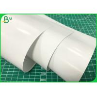 China C1S C2S Papel Couche 135gsm - 350gsm High Gloss Coated Art Paper Reels wholesale