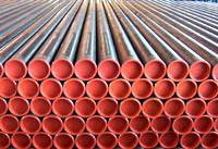 China BS1387-85 Black Welded Carbon Steel Pipes X56 X60 X65 X70 X80 wholesale