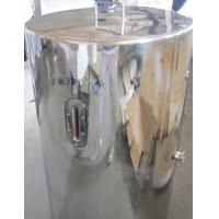 China 350L Stainless Steel Storage Tanks wholesale