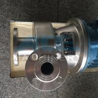 China Stainless Steel Sanitary Negative pressure Pump and self-priming Pump with ABB motor 380V 50HZ 1.5KW wholesale