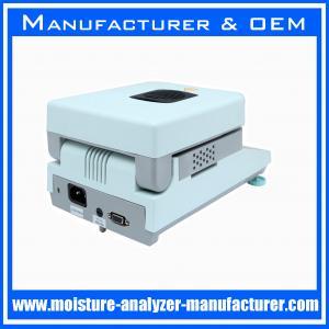 China OEM service digital moisture analyzers moisture balance moisture instruments on sale
