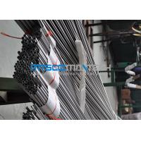 China S31803 Stainless Steel Seamless Tubing America Standard SS Seamless Tube wholesale