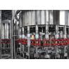 China Plastic Bottle Hot Filling Machine Automatic For Fruit Juice Filling wholesale