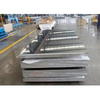 China 5052 H34 Aluminum Alloy Sheet , 1 Inch Thick Aluminum Plate SGS Cetificated wholesale
