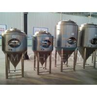 China Stainless Steel Wine Fermentation Tank, Conical Fermenter 10 Bbl Fermentation Tank For Beer Brewing wholesale