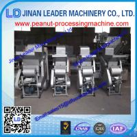 China high capacity High stripping rate Low damage rate peanut shelling machine for peanut wholesale