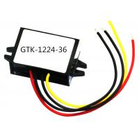 China Booster DC DC Power Supply 12V 24V Elevation 36V 1A 1.5A Boost Module wholesale