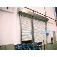 Buy cheap 100mm Width Industrial Security Door Insulated Aluminum Intelligence Security Door from wholesalers