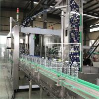 Buy cheap Thailand Customized Turnkey 3 in 1 Monobloc  bottle water manufacturing plant/Bottle Mineral Water Filling Machine from wholesalers