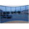 China Aluminium Glass Curtain Wal (WJ-Alu CW 009) wholesale
