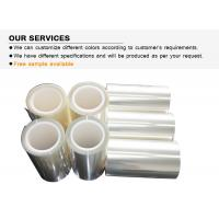 Buy cheap Eco Friendly Smooth Anti Static PET Film For Home / Office / Industrial Use from wholesalers