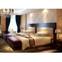 China High Standard Luxury Hotel Bedroom Furniture Environment - Friendly Customized wholesale