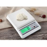 Buy cheap 3KG Precision Electronic Kitchen Scales Easy Cleaning With Counting Function from wholesalers