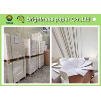 China Book Cover Making White Cardboard Sheets / Ivory Paper Board 250gsm wholesale