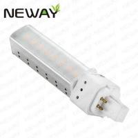 China 10W G24 Lamp Holder LED PLC Light Bulb replace 26W CFL on sale