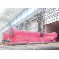 Custom Heavy Steel Forgings For Hydropower Spindle 100T , EN / DIN Standard