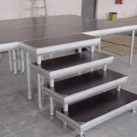 Buy cheap Alloy Assembly Portable Stage for Sound System and Dj Equipments from wholesalers