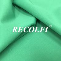 China Innovation Fabric Made From Recycled Plastic Bottles For Swim Resort Beach Wear wholesale