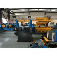 China Steel Coil Decoiler Slitting Machine With PLC Unit High Accuracy wholesale