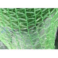 China Custom Hdpe Plastic Wire Mesh Green Or Black , Sunshine Shade Net For Agriculture wholesale