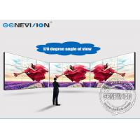 China 3D Touch Screen Digital Signage video wall / indoor 1080P wall mount advertising player wholesale