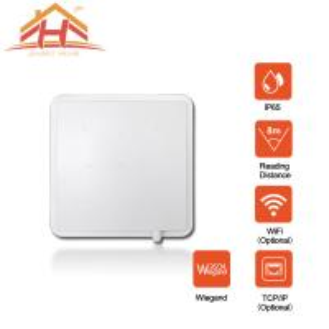 China Standalone Long Distance Rfid Card Reader Smart Rfid Reader wholesale