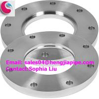 China Sell stainless steel flanges wholesale