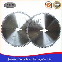 China MDF 300mm Carbide Circular TCT Saw Blade / Circular Saw Blade For MDF wholesale