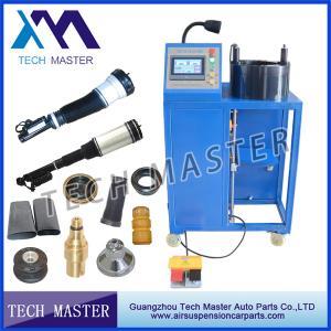 China Car Air Suspension Hydraulic Hose Equipment / Air Spring Hose Pipe Making Machine wholesale