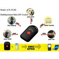 China TL202 Mini GPS Tracker with SOS, 2-way phone talk & 200-Hour standby time for web tracking wholesale