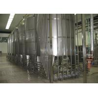 China Small Scale Plastic Bottled  Drinking Flavoured  Fruit Stirred Yoghurt Production Equipment on sale