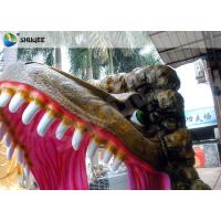 China Dinosaur House 6D Cinema Movies Theater With JBL Sound System Equipment wholesale