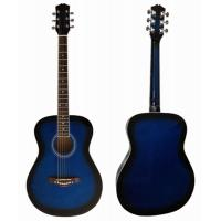 China 38inch ABS Binding Wood Acoustic Guitar / Western Guitar Wholesale AF3810A wholesale