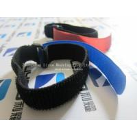 China Elastic Velcro Strap with Plastic Buckle wholesale