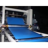 China High Precision PP PE PVC Sheet Extrusion Line FOR Plastic Sheet Making Machine wholesale