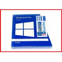 China 32 / 64bit Windows 8.1 Pro OEM Key Microsoft Product Key Sticker Full Version wholesale