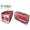 China Red Pediatric Examination Table MJSD03-07 Ambulance Shape 1800X750X950mm wholesale