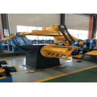 China Carbon Steel Coil Slitting Machine / Sheet Metal Cutting Shears wholesale