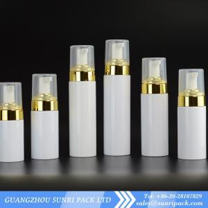 China cosmetic PET bottle, foam pump bottle, Foaming Face Wash bottle wholesale
