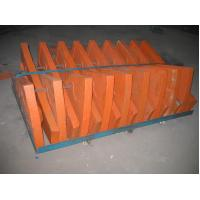 China Cr-Mo Alloy Steel 100% Dimensional Check Steel Mill Liners Application Cement Mill wholesale