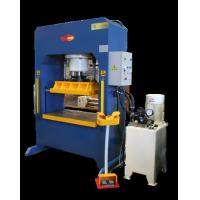 China Stainless Steel Elbow Making Machine Pushing Force 4500×3KN For Carbon Steel wholesale