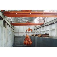 China QZ Travelling Overhead Crane With Clamshell Grab Bucket For Bulk Material Handling wholesale
