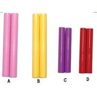 China Colorful Wood Claves Suite Toy Music Instrument Lightweight Small Value wholesale