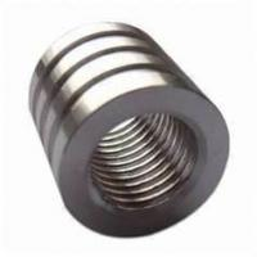 China Carbon steel, nylon, bronze CNC precise machining, cnc lathe machining with PVD / CVD coating wholesale